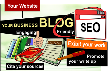 content for business blog