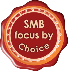 SMB focus by choice